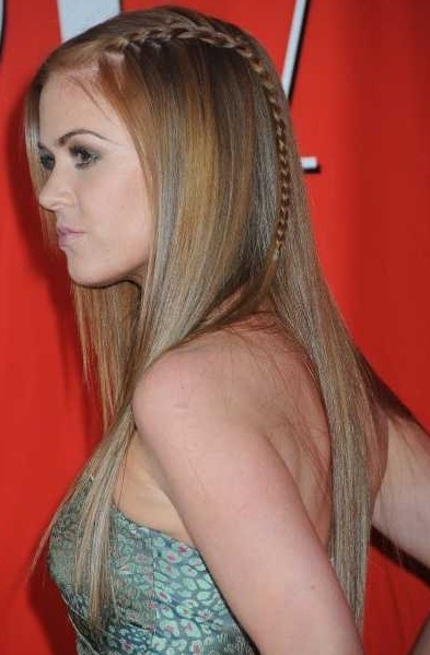 Star Tv Links: Braid Hairstyles 2012