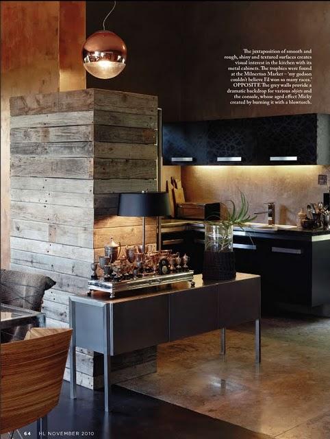 Rustic and modern kitchens frog hill designs blog - Industrial modern kitchen designs ...