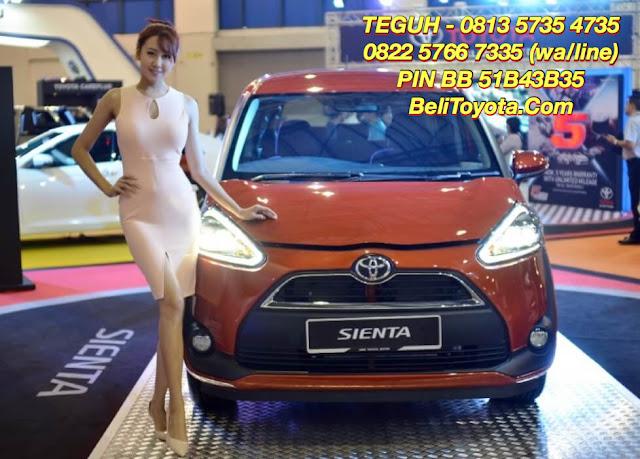 Harga Toyota All New Sienta 2016 di Surabaya