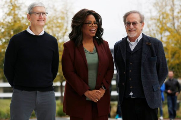 Apple offers TV service, credit card, gaming arcade