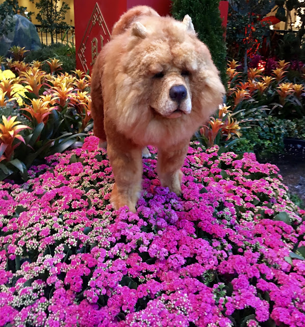 Bellagio, Las Vegas, Year of the Dog