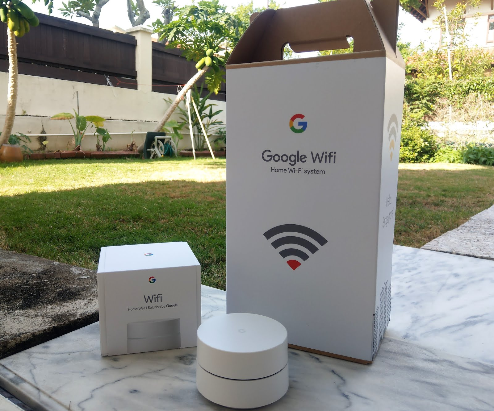 Google Wifi Review | Is It As Simple As Googling? - The Tech