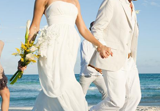 Memilih Baju Resepsi Pernikahan