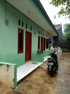 Kontrakan Rumah Bekasi Paundra