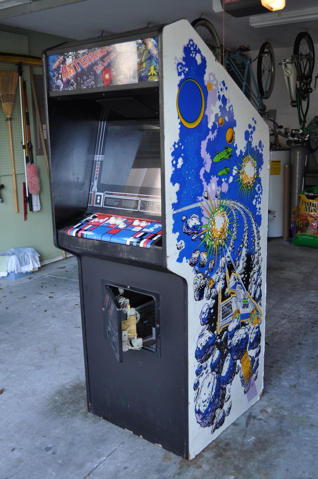 asteroids arcade cabinet - photo #38