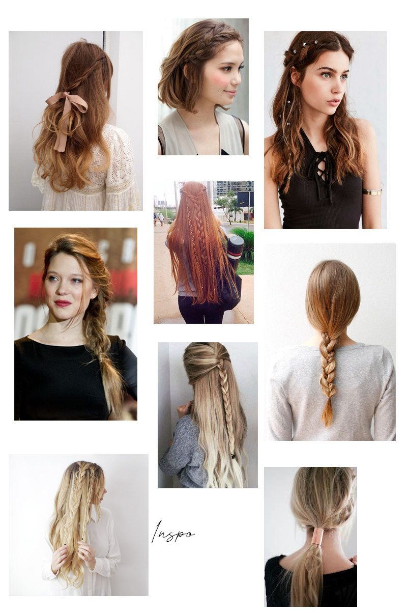 Hair Inspirations For School