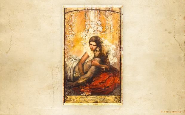 Messianic Art Painting