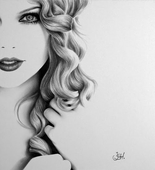 04-Taylor-Swift-Ileana-Hunter-Recognise-Portrait-Drawings-Detail-www-designstack-co