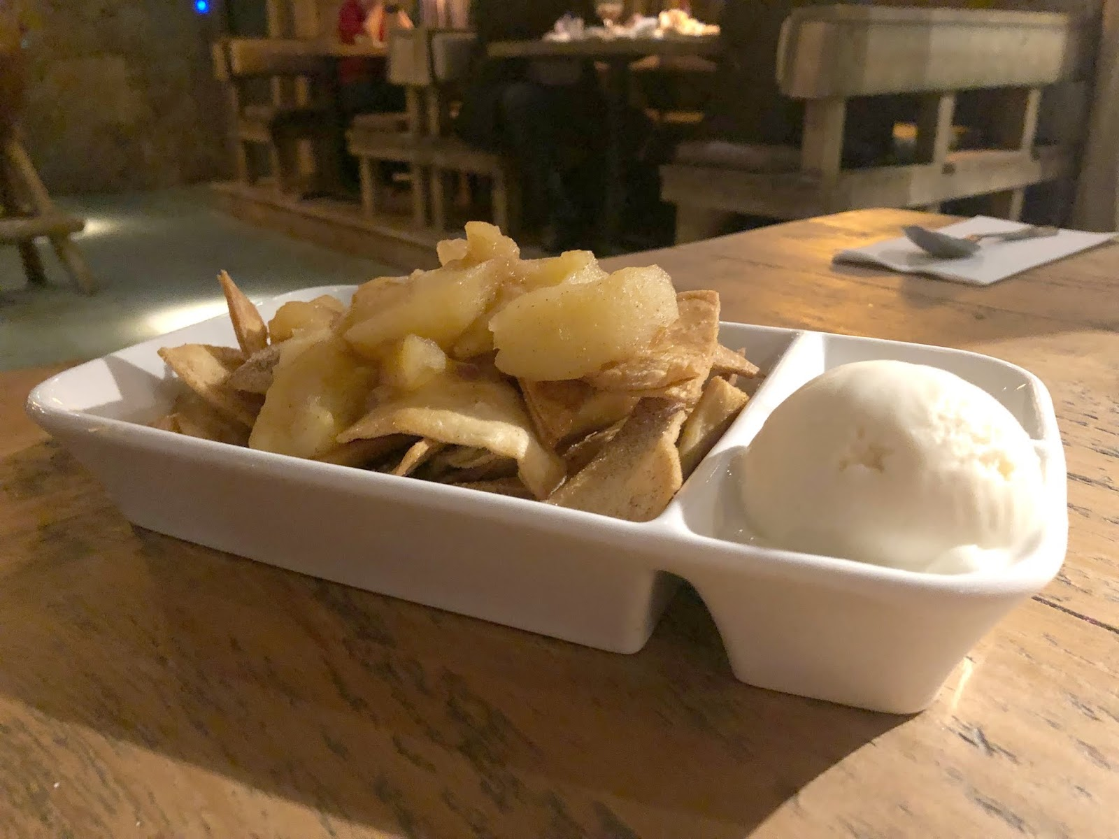 The Palm Sunderland - Apple Pie Nachos
