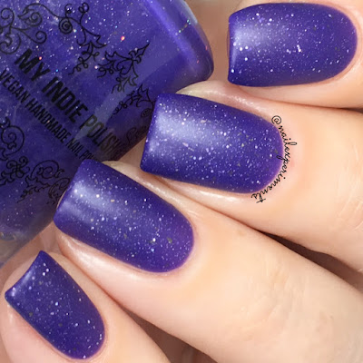 My Indie Polish Oh My Caboodle swatch Polish Pickup May 2018