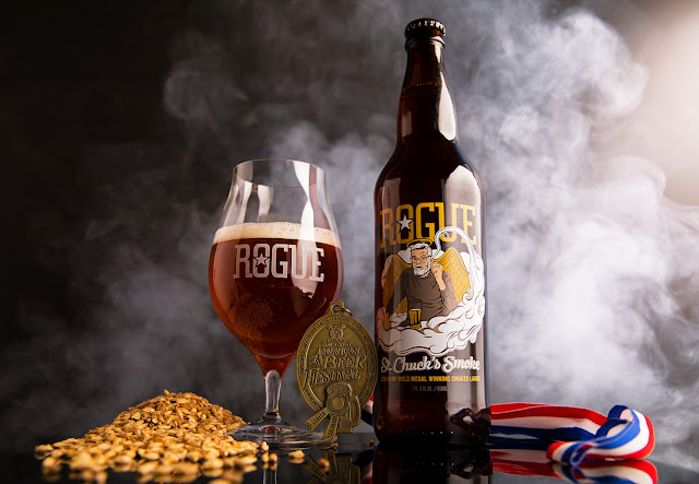 Rogue Releases Smoke on the Bottle