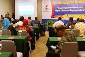 PT.Amreta Batam Indonesia Presentasi Kompetensi Perusahaan Sebagai Calon Investor Perikanan Selayar