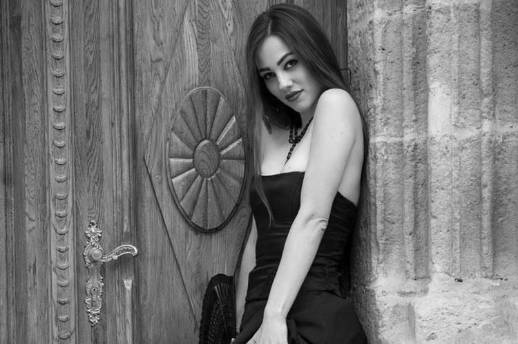 Agnieszka Sajdak-Nowicka. Strój wampirzycy