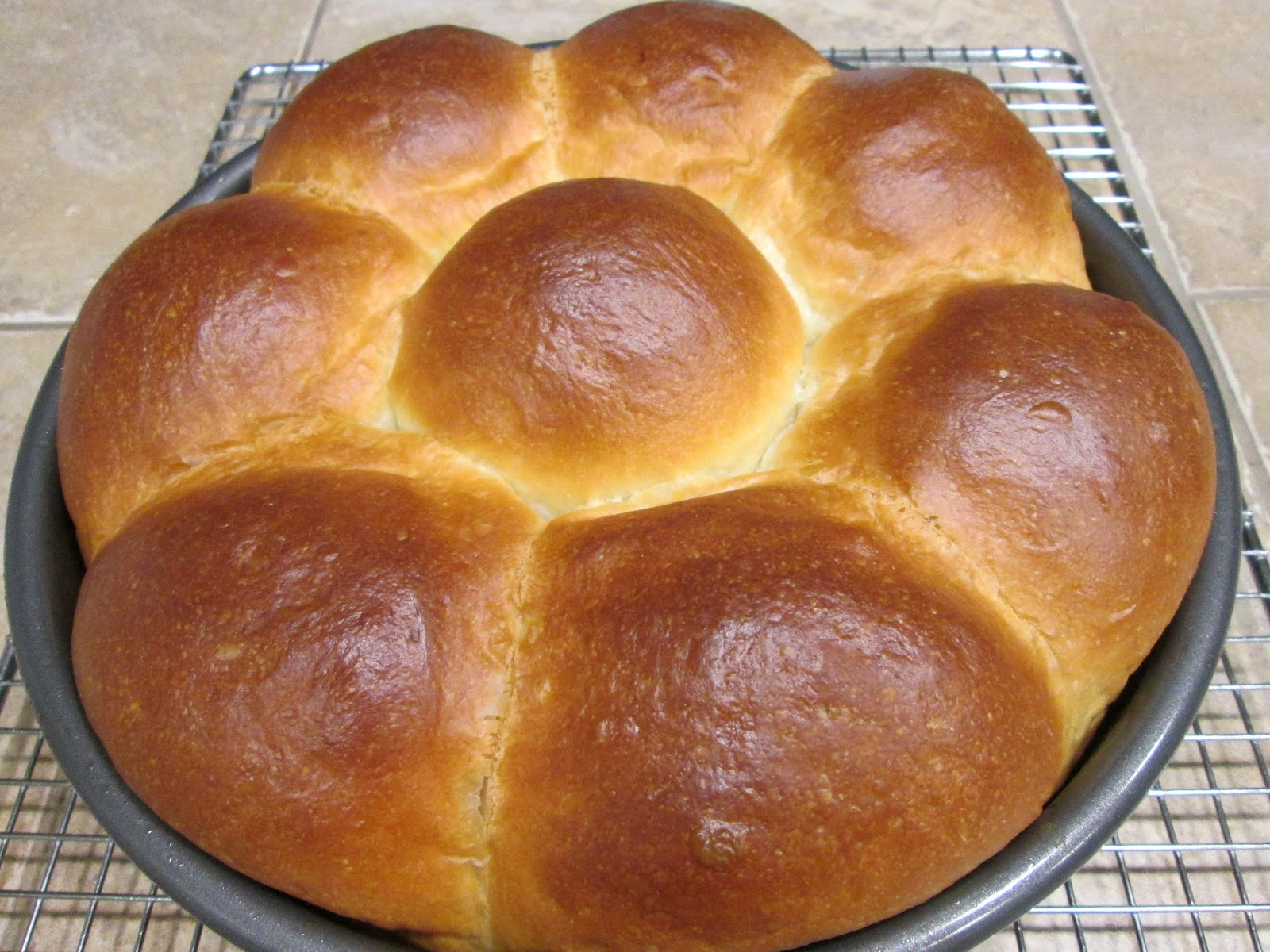 Please, DON'T Pass The Salt!: Japanese Milk Bread Rolls