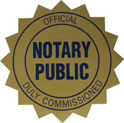 We Are Notary Public