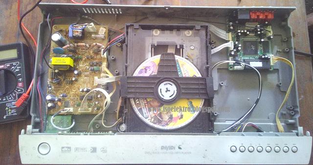 Dvd Polytron Tidak Bisa Open Close Iso Elektro