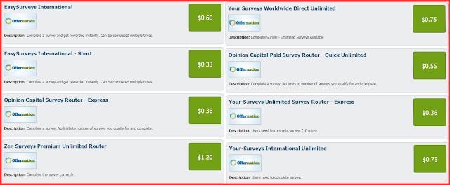 اربح 0.25 دولار بمجرد التسجل و2 دولارا يوميا واسحبها على الفور من هذ الموقع الغير معروف على المستوى العربي+اثبات سحب