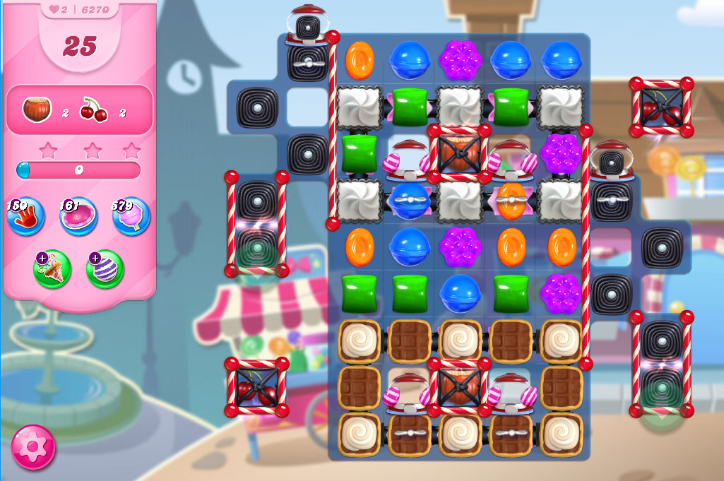 Candy Crush Saga level 6270
