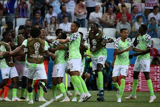 Super eagles won matches