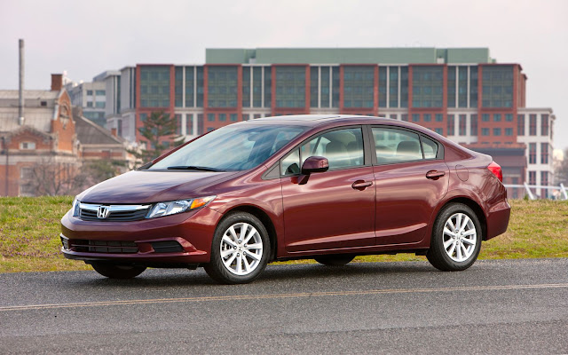 2013 Honda Civic Sedan Exterior