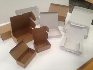cajas pequeñas automontables
