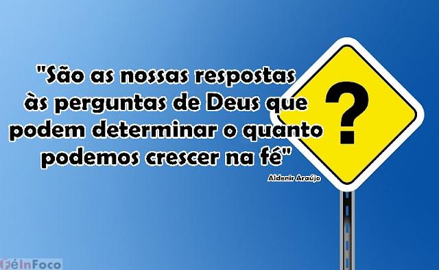 As Perguntas De Deus
