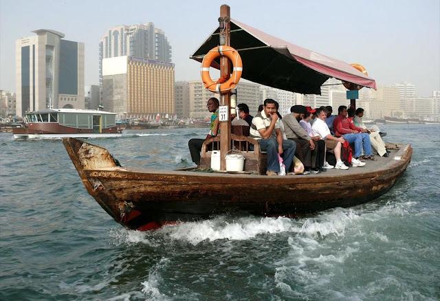 Visita a Deira i volta amb Abra per Dubai Creek