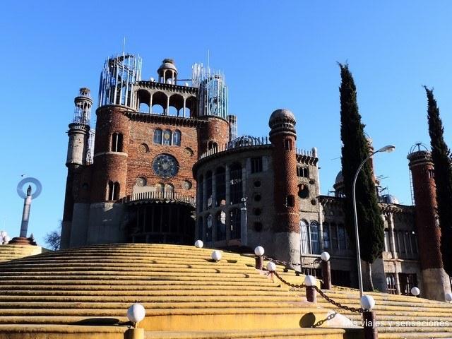 Catedral de Justo Gallego, Mejorada del Campo (Madrid)