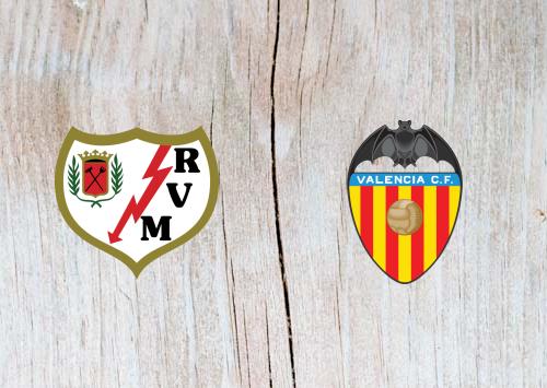 Rayo Vallecano vs Valencia - Highlights 6 April 2019