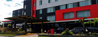 Club dan Hotel Billiton - Belitung