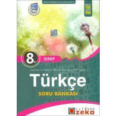 İşleyen Zeka 8.Sınıf Türkçe Soru Bankası