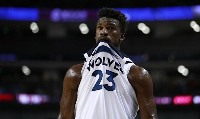 Los Timberwolves se niegan a traspasar a Jimmy Butler