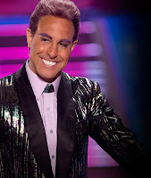Favorite moments in Catching Fire: Stanley Tucci as Caesar Flickerman