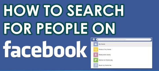 Search Facebook Peoples