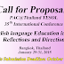Thai TESOL 2015, abstract submission is extended!!!