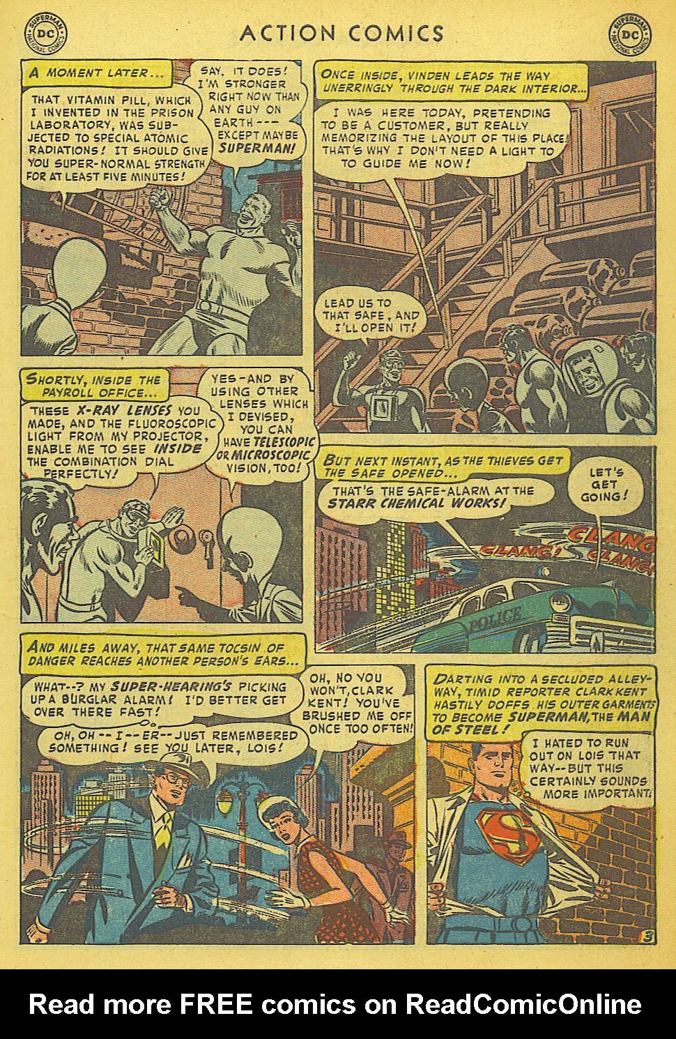 Read online Action Comics (1938) comic -  Issue #175 - 5