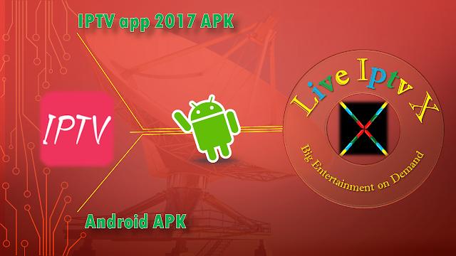 IPTV APP 2017 APK
