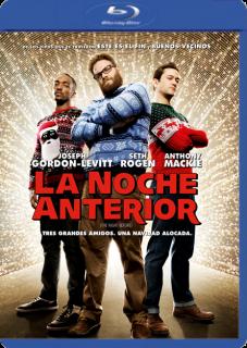 La Noche Anterior (2015) DVDRip Latino