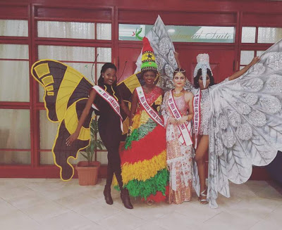 Ghana's Rebecca Asamoah Places Second At Miss United Nations