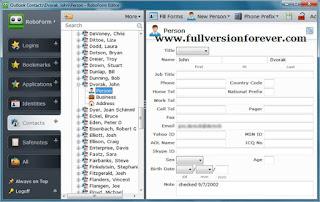 Download Free AI RoboForm Enterprise 7.9.16.7 Final for windows