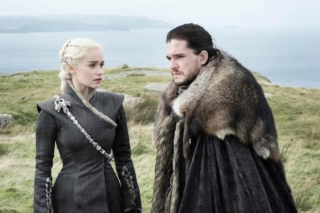 Listas│Game of Thrones é a série mais pirateada de 2017