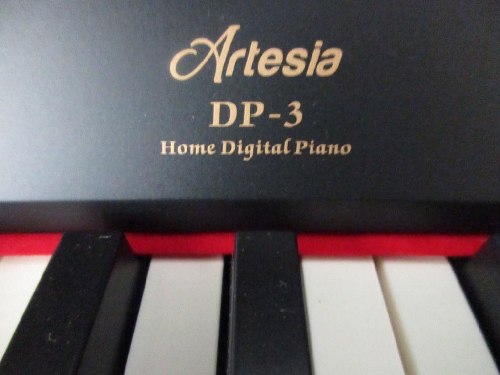 760367c20ef AZ PIANO REVIEWS: REVIEW - Artesia DP3 Plus Digital Piano at Costco
