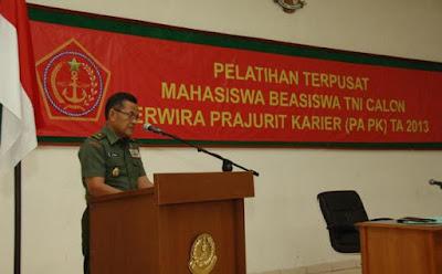 Bea siswa TNI