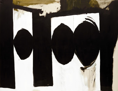 Robert Motherwell - Elegy to the Spanish Republic No 54,1957-1961.