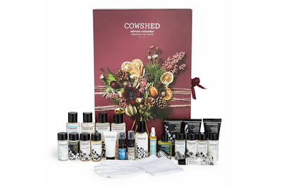 cowshed beauty advent calendar 2017