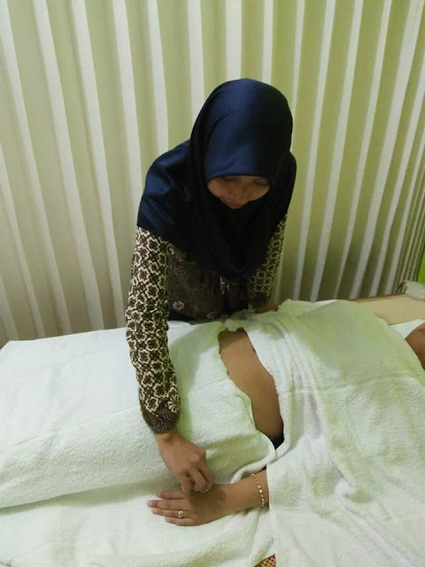 Proses Terapi Akupuntur untuk tuba falopi tersumbat di Klinik Holistik Elif Medika