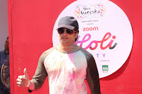 Bollywood and TV Show Celebs Playing Holi 2017   Zoom Holi 2017 Celetion 13 MARCH 2017 008.JPG