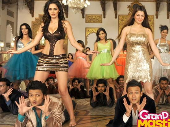 The Masti Boys are back on 'Grand Masti'