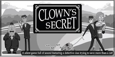 Clown's Secret un progetto indie dal gusto bianco e nero