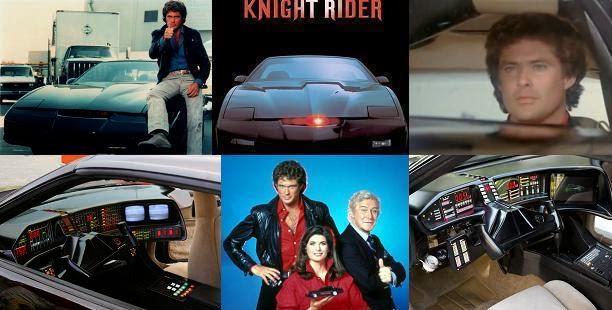 Knight Rider sorozat, epizódok, szereplők